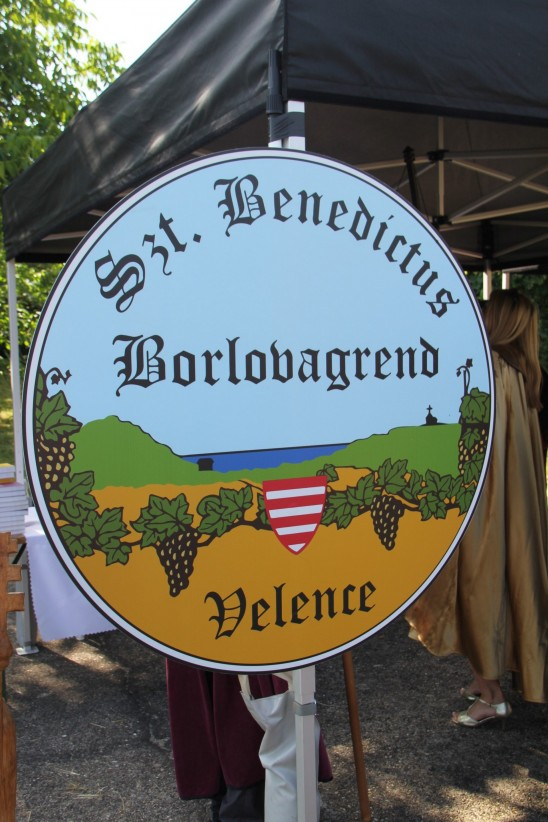 Szent Benedictus Borlovagrend bemutatkozása